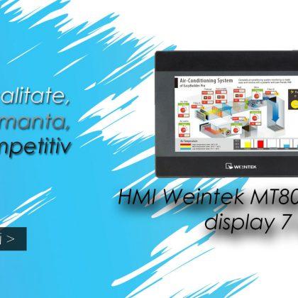 HMI Weintek MT8071iP display 7 inch