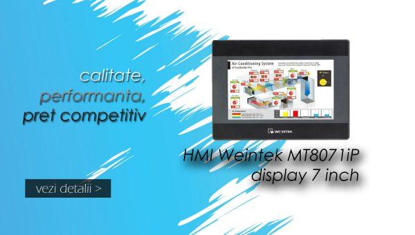 Slider HMI Weintek MT8071iP
