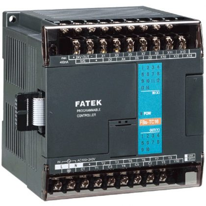 Extensie dreapta măsurare temperatură Fatek FBs-16TC