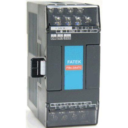 Extensie dreapta temperatură/semnale analogice Fatek FBs-2A4TC