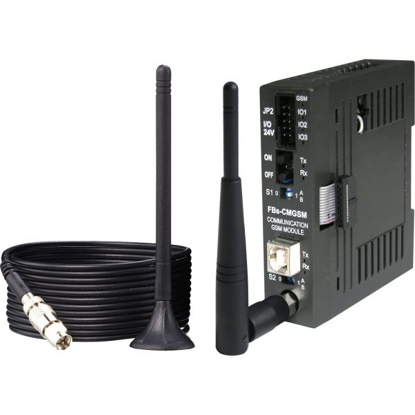 Extensie stânga modul GSM Fatek FBs-CMGSM