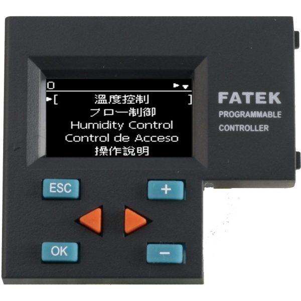 Extensie stânga panou de operare HMI încorporat Fatek FBs-BPEP