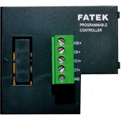 Extensie stânga placă intrări/ieșiri analogice Fatek FBs-B2DA