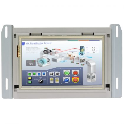 HMI Weintek MT8071iER display 7 inch cu eMail