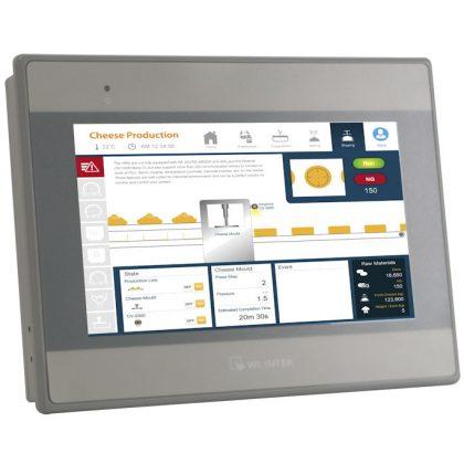 HMI Weintek MT8073iE display 7 inch cu eMail