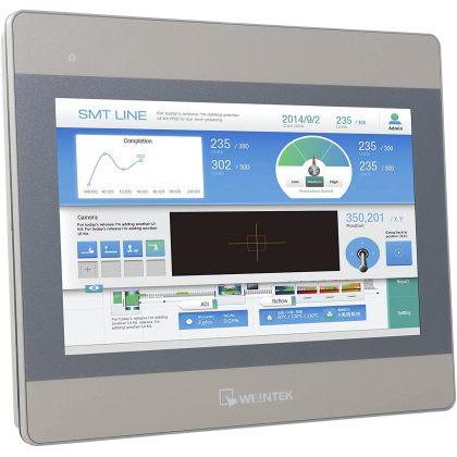 HMI Weintek MT8102iEU display 10.1 inch cu eMail