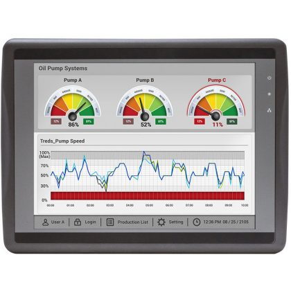 HMI Weintek MT8121XE3 display IPS 12.1 inch