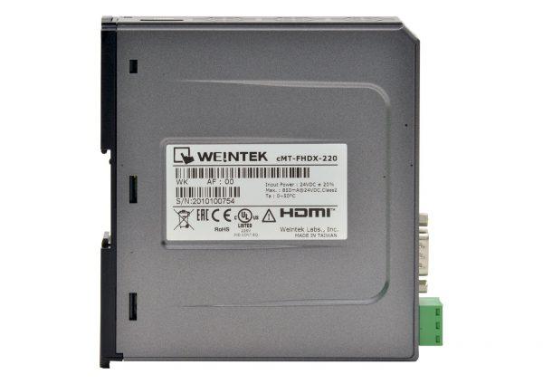 HMI Weintek cMT-FHDX-220