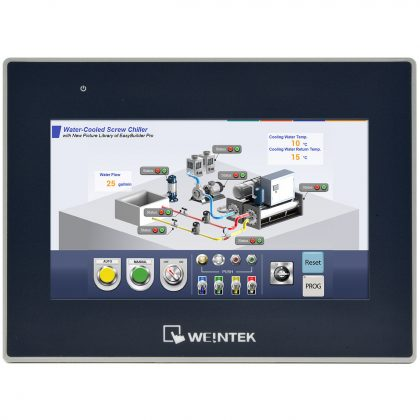 HMI complex Weintek cMT3072XH display IPS 7 inch