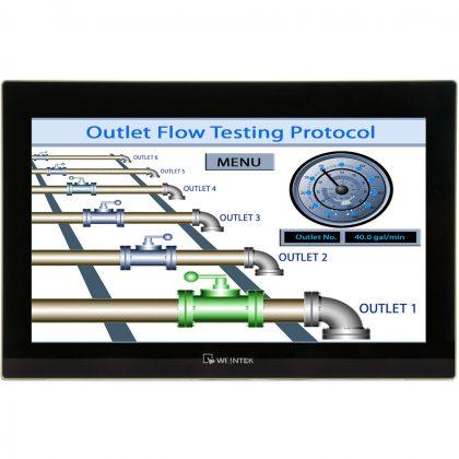 HMI complex Weintek cMT3162X display IPS 15.6 inch