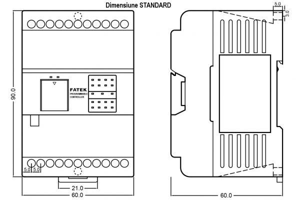 PLC Fatek B1-10M