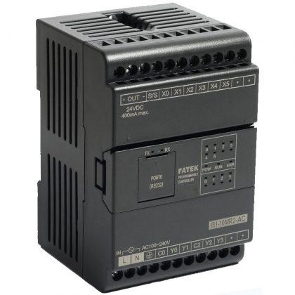 PLC Fatek B1-10M 6 DI, 4 DO slim