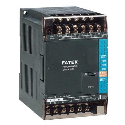 PLC Fatek FBs-10MC 6DI, 4DO