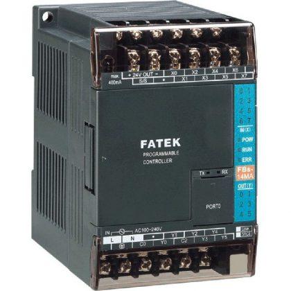 PLC Fatek FBs-14MA 8DI, 6DO