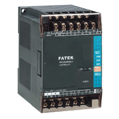 PLC Fatek FBs-14MC 8DI, 6DO