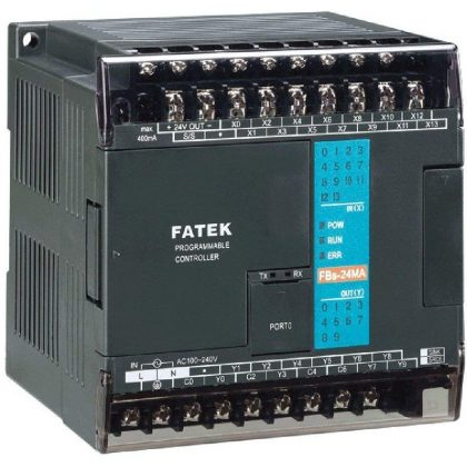 PLC Fatek FBs-24MA 14DI, 10DO