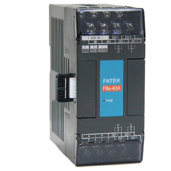 Extensie dreapta PLC Fatek FBs-4DA